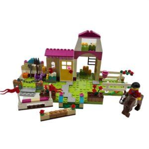 Lego Friends set štala za konje (8)