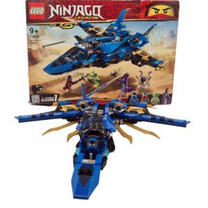 Lego Ninjago Legacy Jays Strom Fighter 70668 (1)