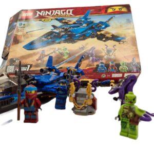 Lego Ninjago Legacy Jays Strom Fighter 70668 (5)