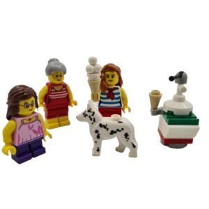 Lego mini set aparat za sladoled na plaži (2)