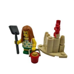Lego mini set kule u pesku na plaži (3)