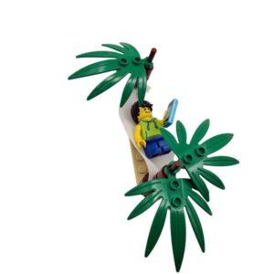 Lego mini set ležaljka sa palmama na plaži (1)