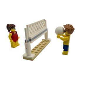 Lego mini set odbojka na plaži (3)