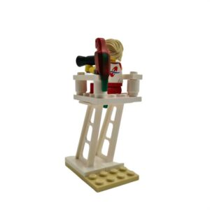 Lego mini set spasilac na plaži (1)