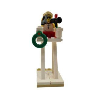 Lego mini set spasilac na plaži (2)