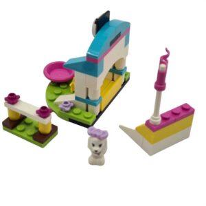 Lego set Friends pas pudlica na takmičenju (2)