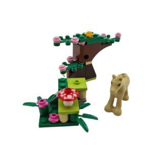 Lego set Friends zdrebe i drvo (1)
