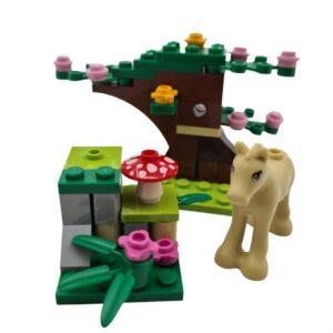 Lego set Friends zdrebe i drvo (3)