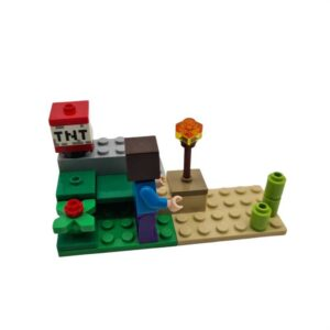 Lego set Minecraft (3)