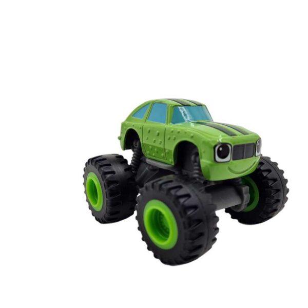 Metalni autić Blaze Pickle (2)