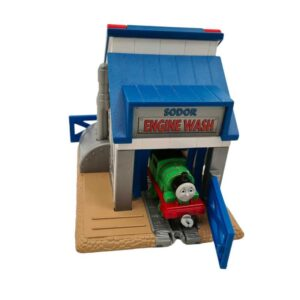 Voz Tomas Thomas&Friends peionica Sodor engine wash The Learning Toys 2002 (3)